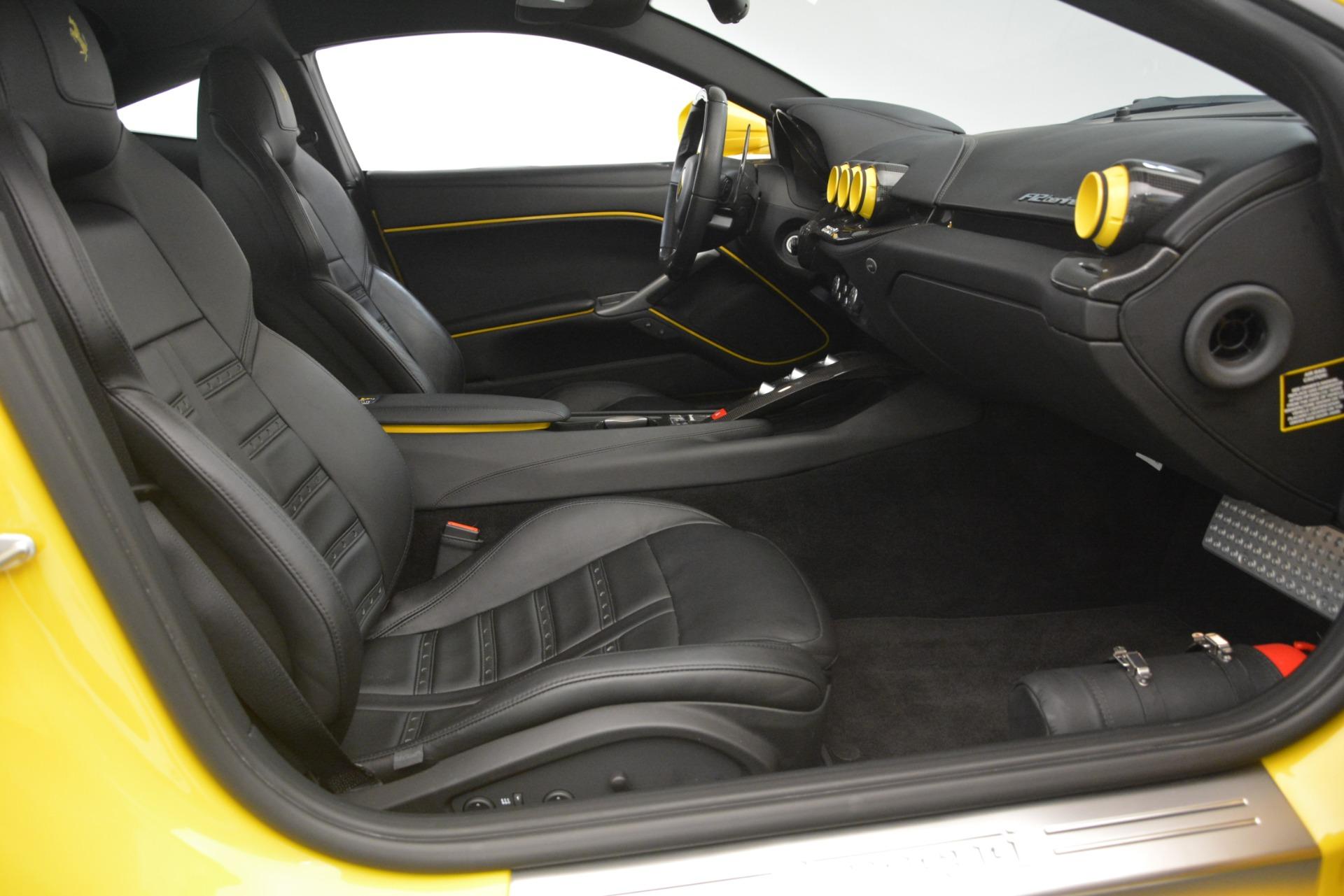 Used 2015 Ferrari F12 Berlinetta  For Sale In Greenwich, CT 3254_p18