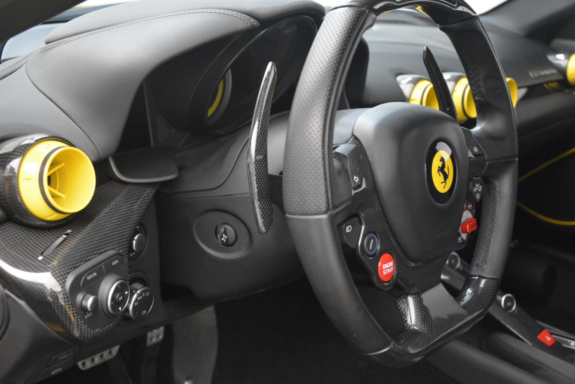 Used 2015 Ferrari F12 Berlinetta  For Sale In Greenwich, CT 3254_p20