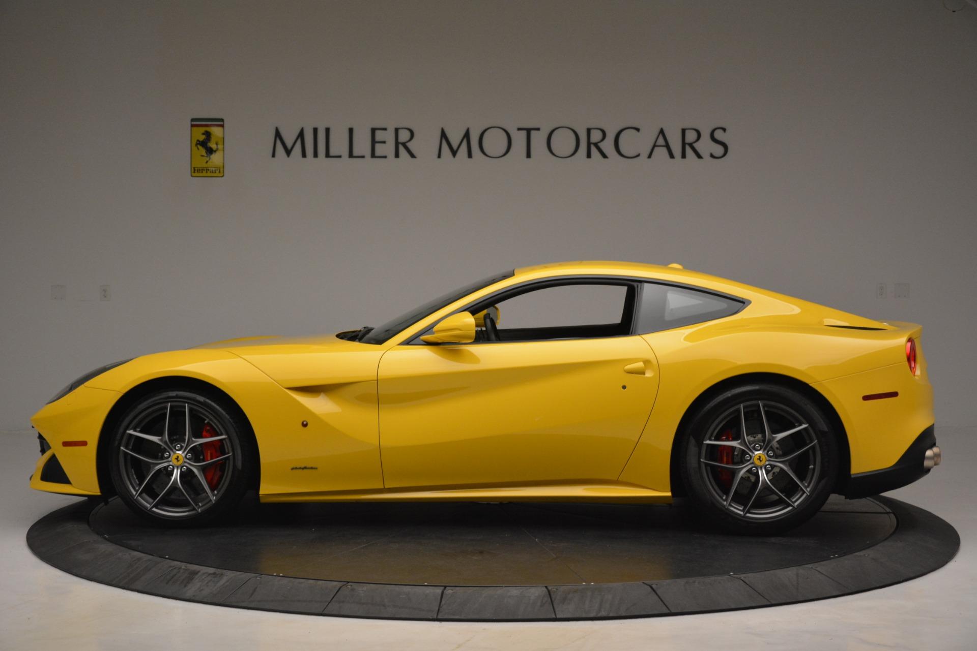 Used 2015 Ferrari F12 Berlinetta  For Sale In Greenwich, CT 3254_p3
