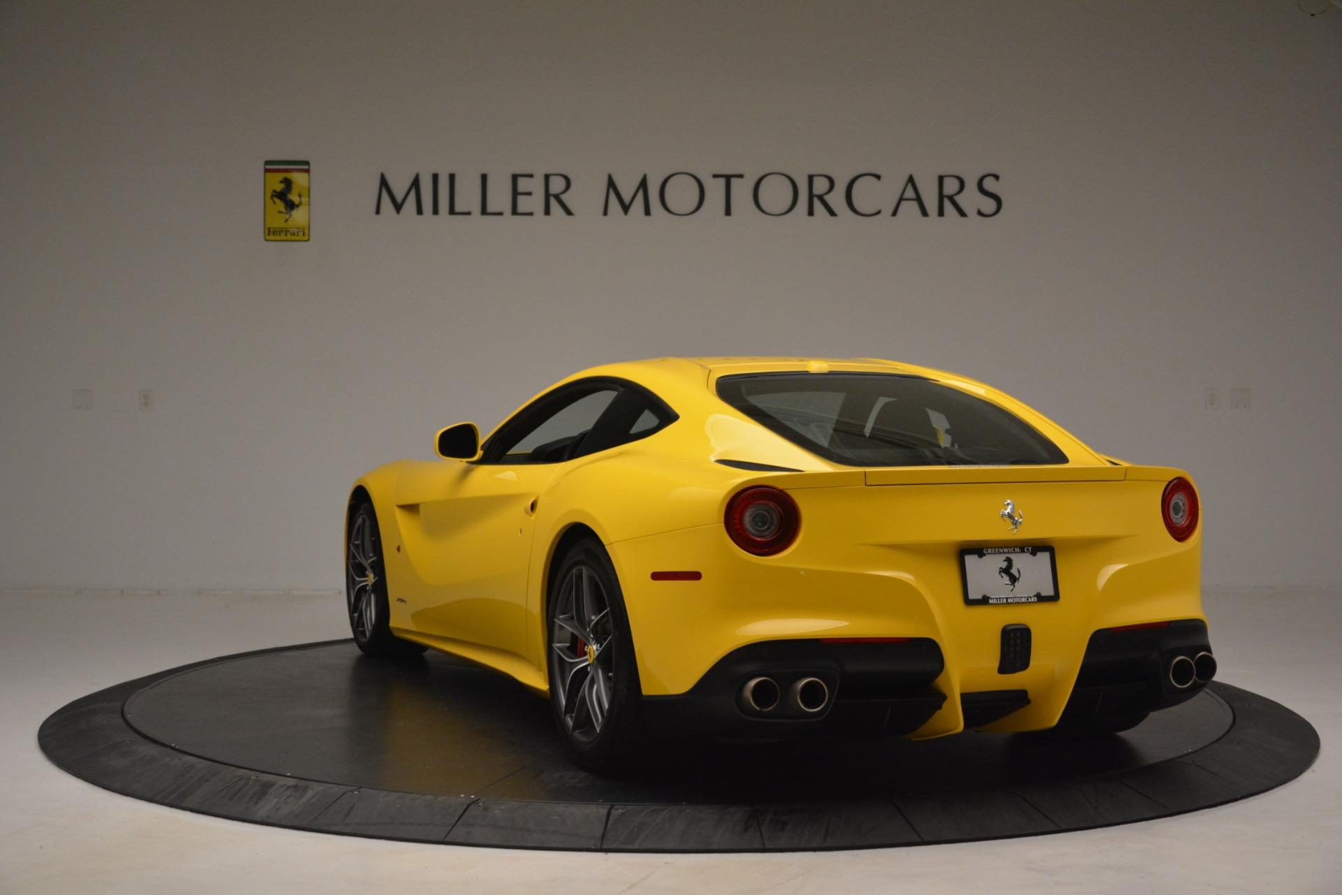 Used 2015 Ferrari F12 Berlinetta  For Sale In Greenwich, CT 3254_p5