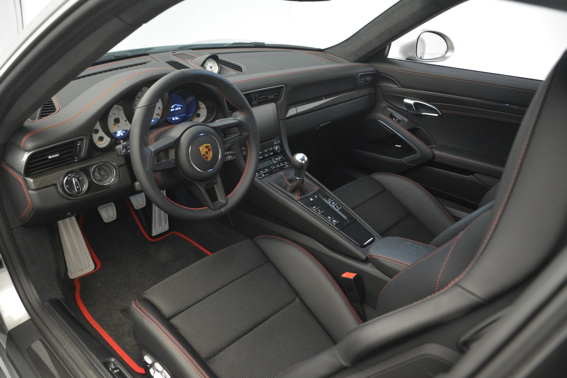 Used 2018 Porsche 911 GT3 For Sale In Greenwich, CT 3255_p13