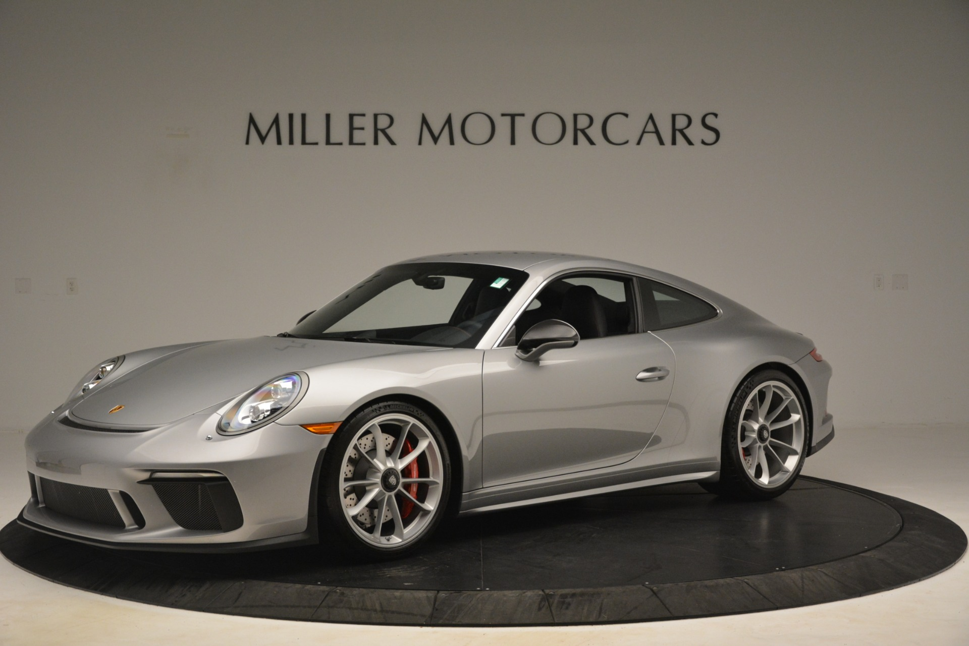 Used 2018 Porsche 911 GT3 For Sale In Greenwich, CT 3255_p2