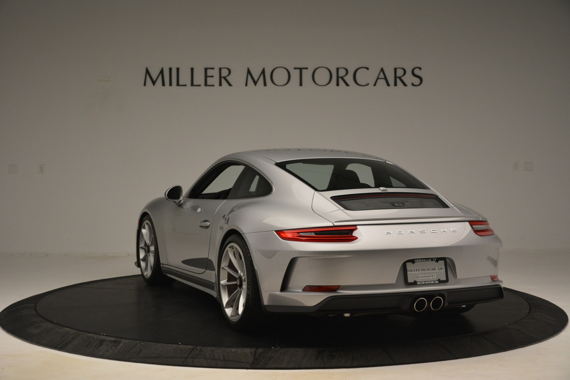 Used 2018 Porsche 911 GT3 For Sale In Greenwich, CT 3255_p5