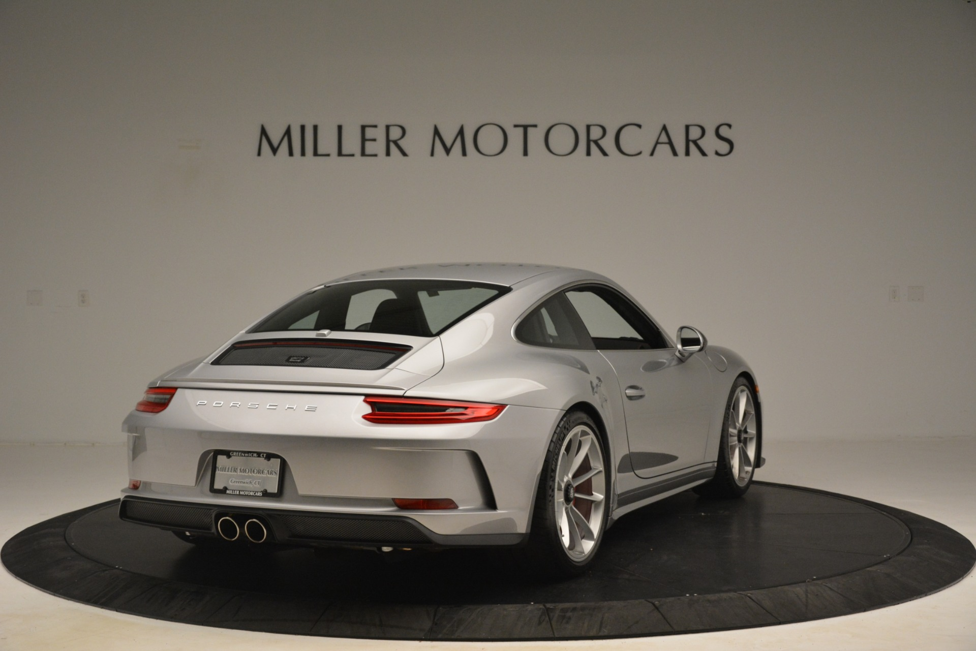 Used 2018 Porsche 911 GT3 For Sale In Greenwich, CT 3255_p6