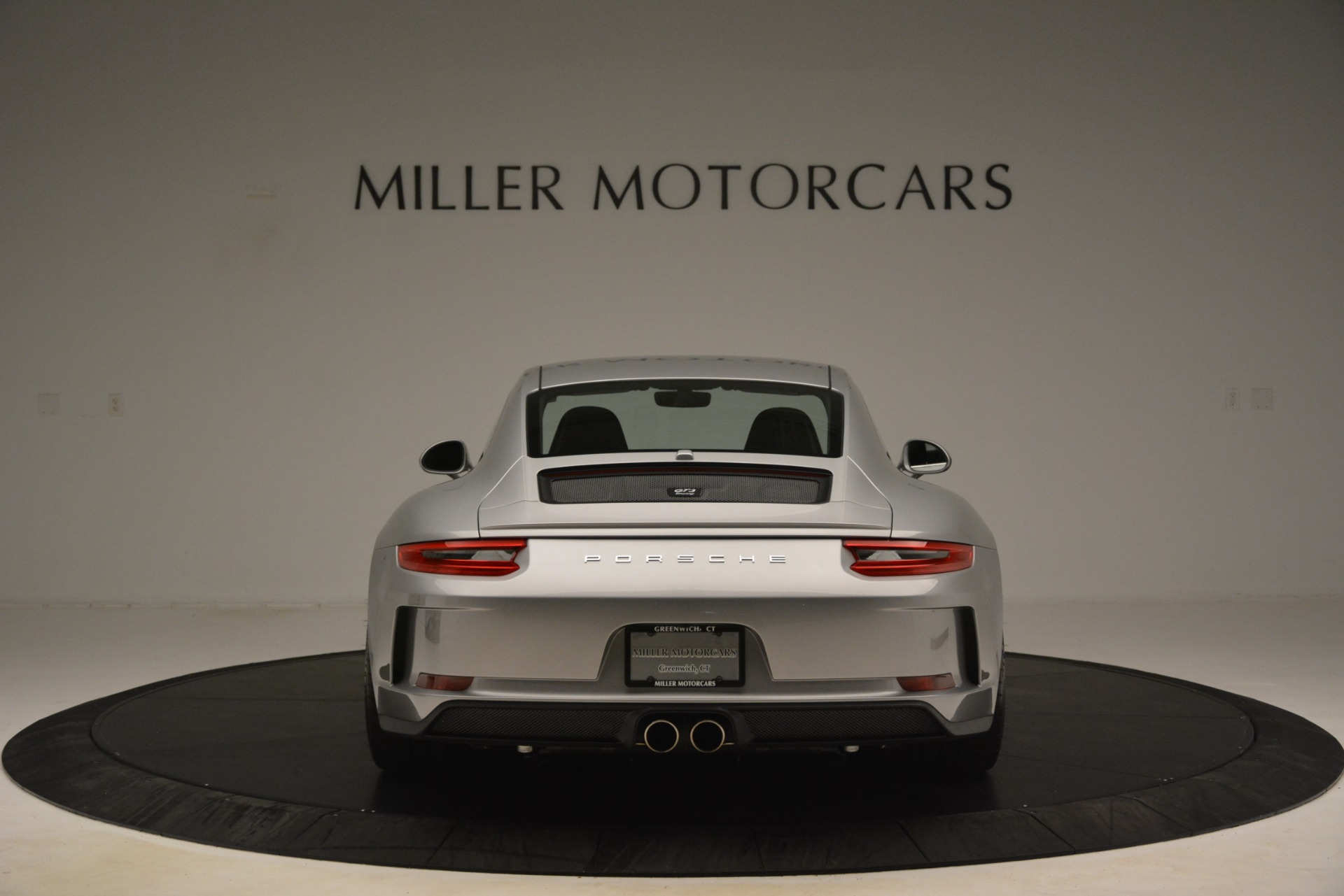 Used 2018 Porsche 911 GT3 For Sale In Greenwich, CT 3255_p7