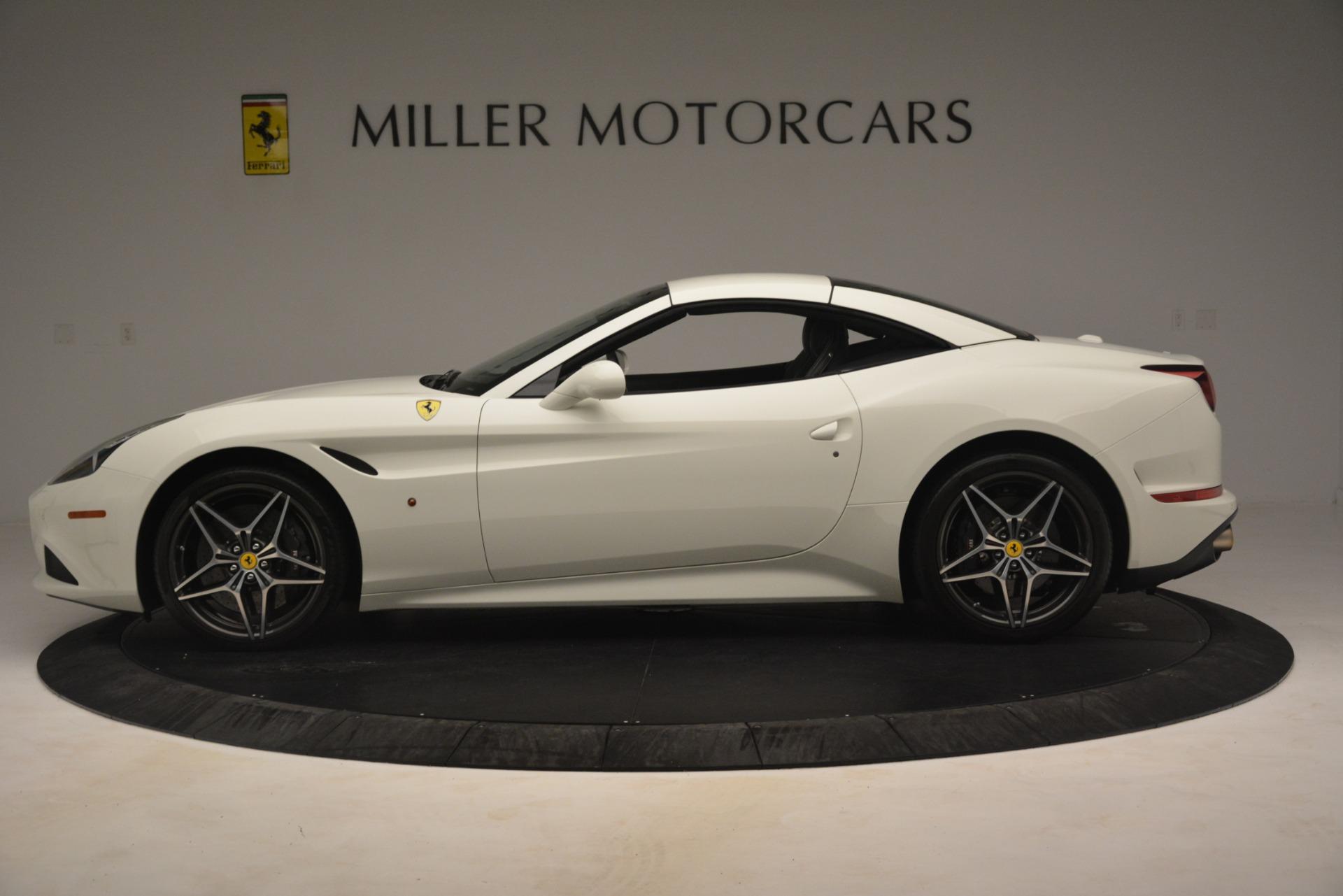 Used 2016 Ferrari California T  For Sale In Greenwich, CT 3256_p15