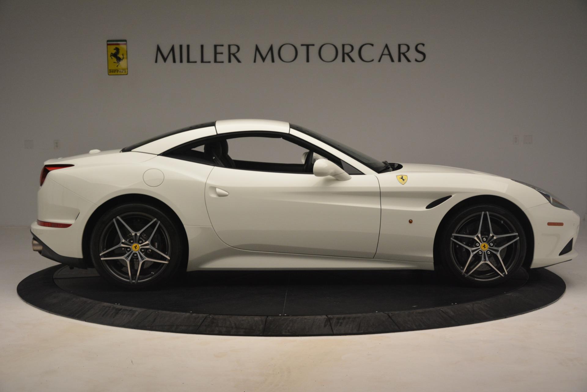 Used 2016 Ferrari California T  For Sale In Greenwich, CT 3256_p18