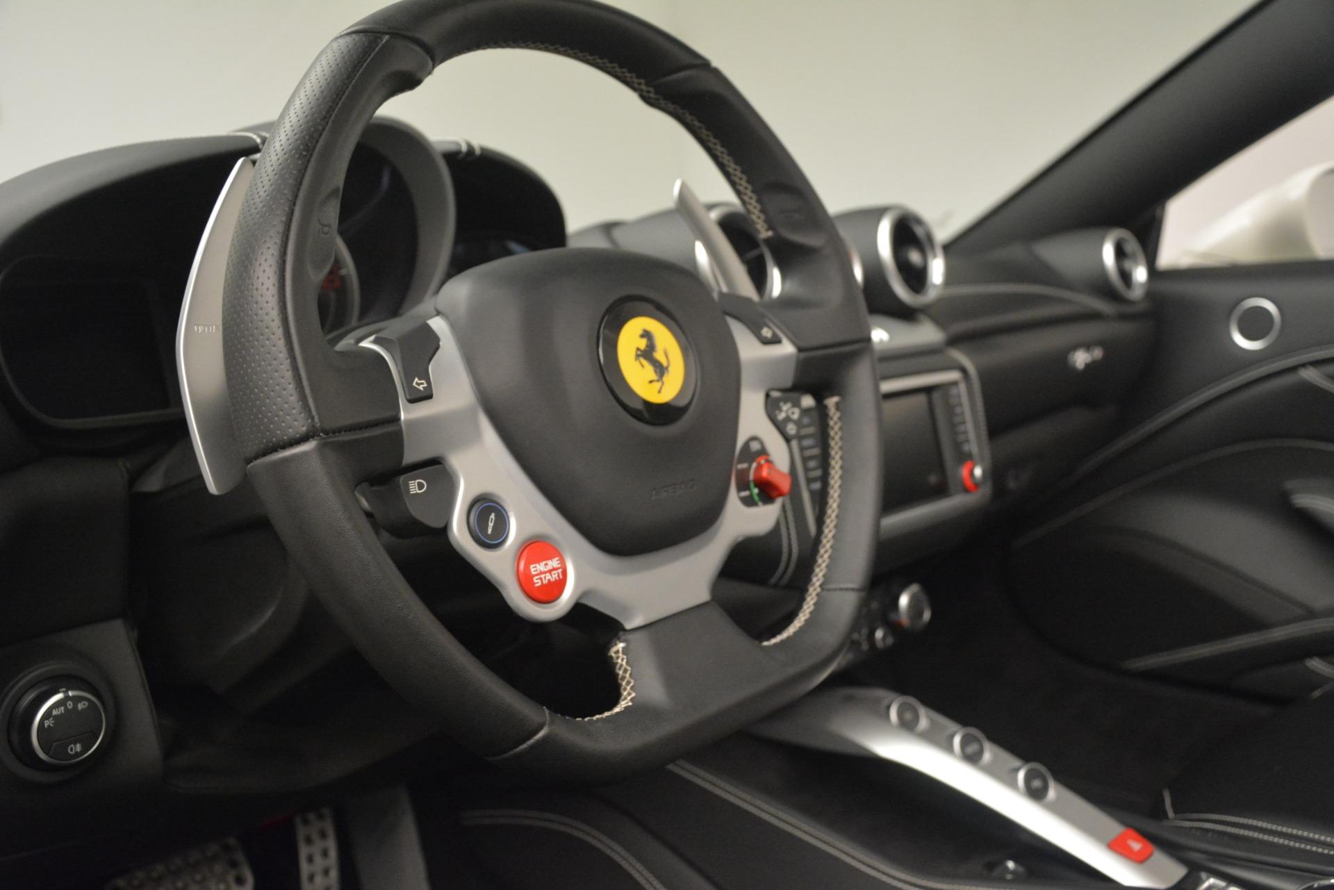 Used 2016 Ferrari California T  For Sale In Greenwich, CT 3256_p23