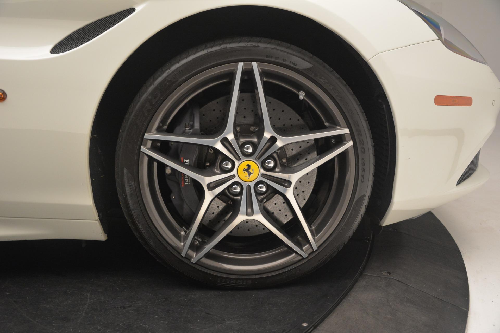 Used 2016 Ferrari California T  For Sale In Greenwich, CT 3256_p29