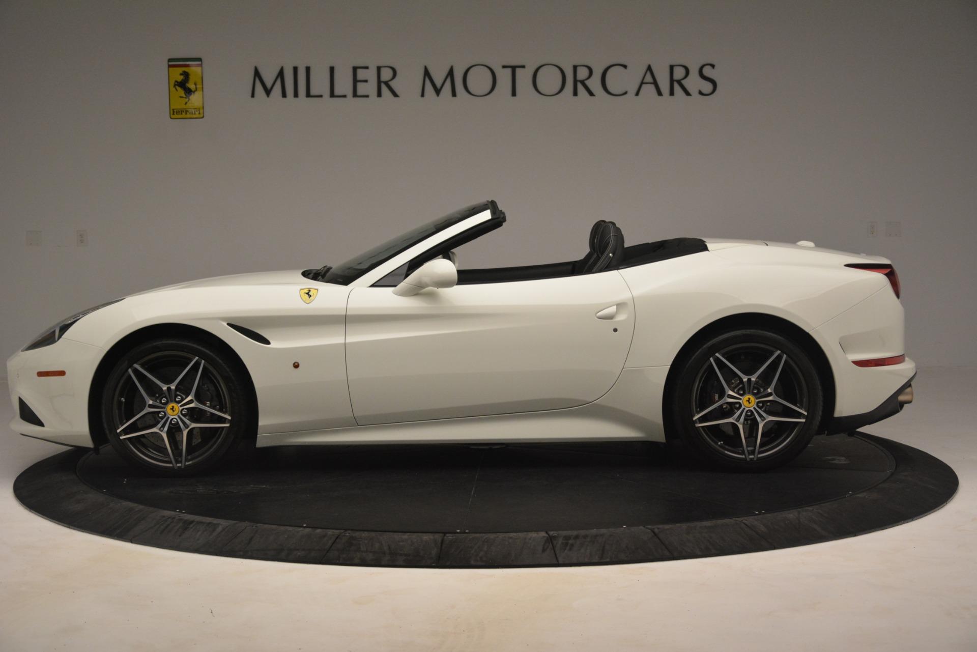 Used 2016 Ferrari California T  For Sale In Greenwich, CT 3256_p3