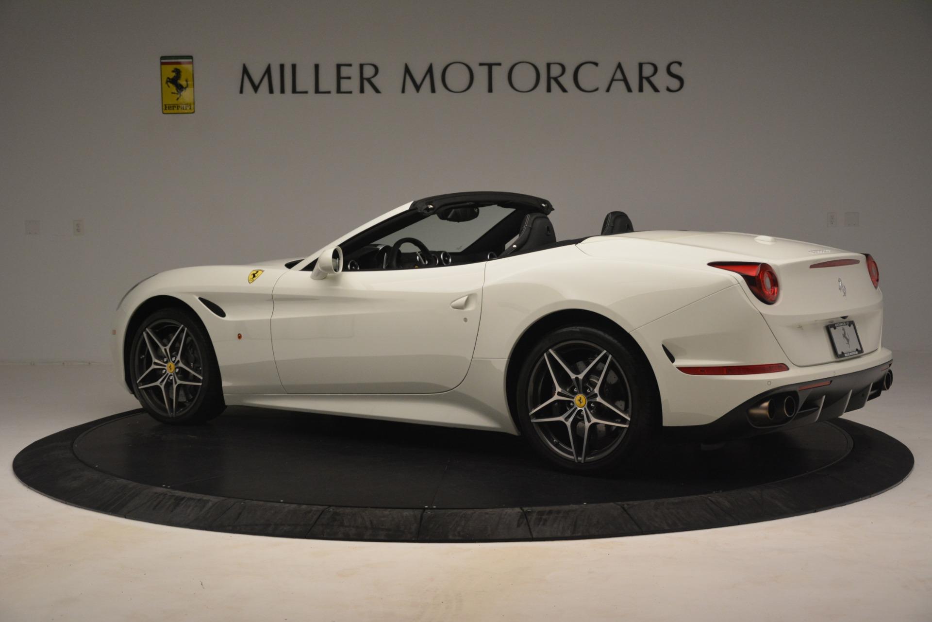 Used 2016 Ferrari California T  For Sale In Greenwich, CT 3256_p4