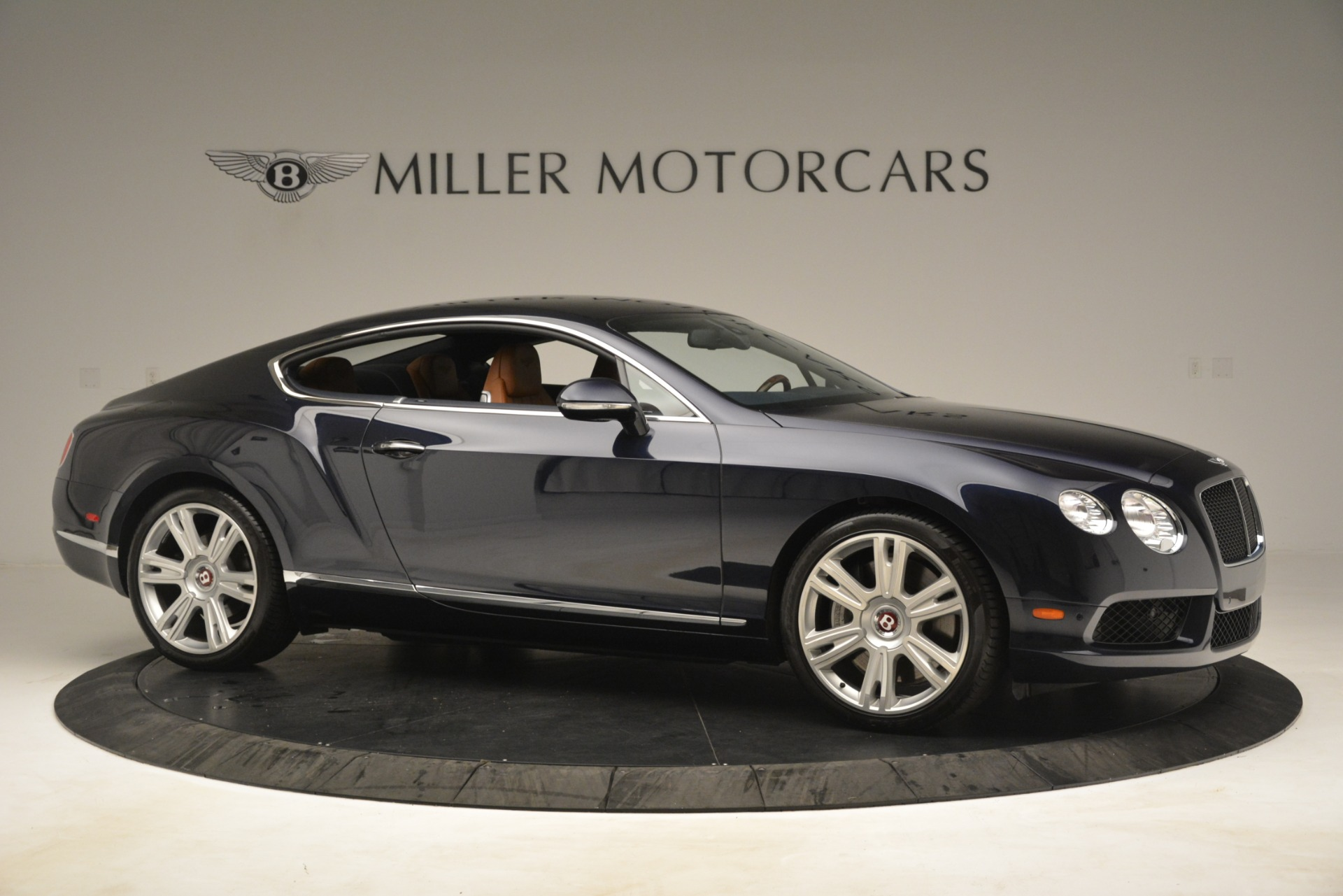 Used 2013 Bentley Continental GT V8 For Sale In Greenwich, CT 3257_p10