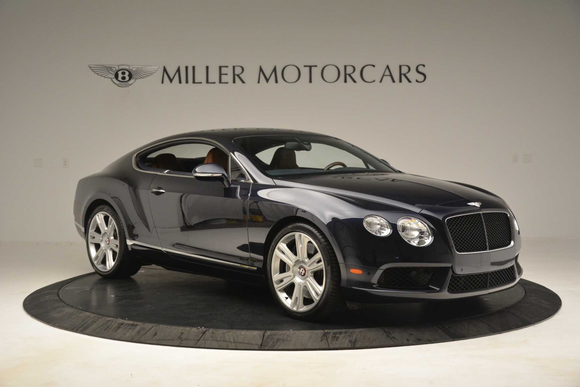 Used 2013 Bentley Continental GT V8 For Sale In Greenwich, CT 3257_p11