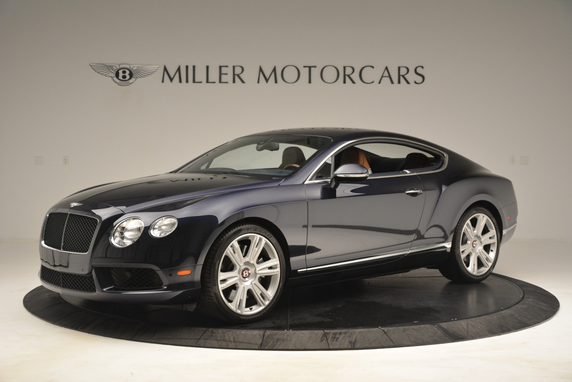 Used 2013 Bentley Continental GT V8 For Sale In Greenwich, CT 3257_p2