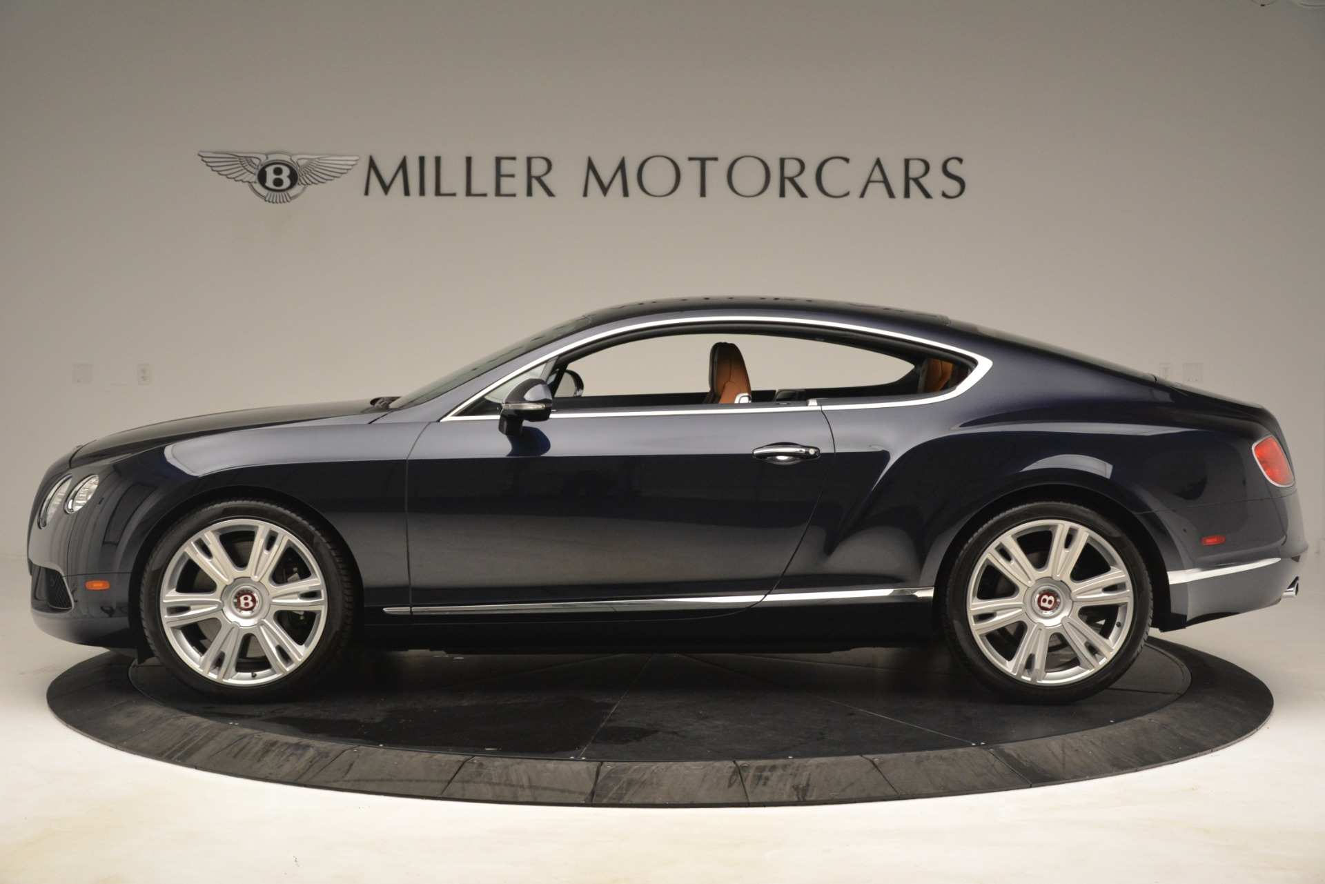 Used 2013 Bentley Continental GT V8 For Sale In Greenwich, CT 3257_p3