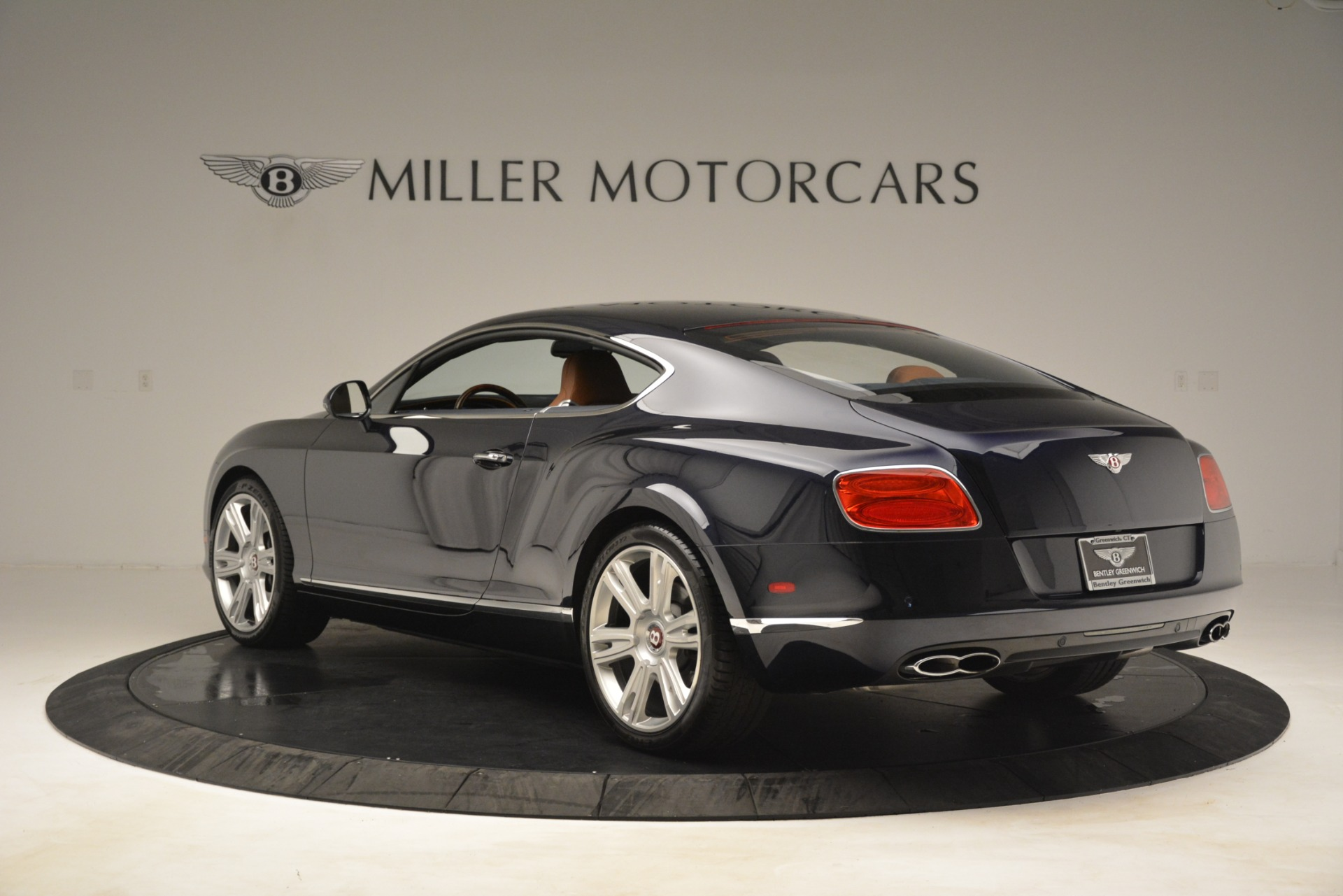 Used 2013 Bentley Continental GT V8 For Sale In Greenwich, CT 3257_p5