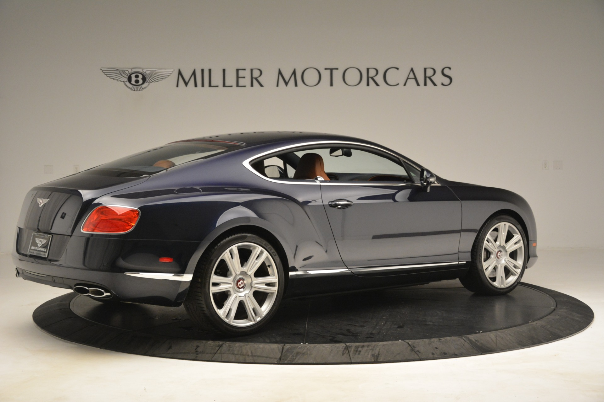 Used 2013 Bentley Continental GT V8 For Sale In Greenwich, CT 3257_p8