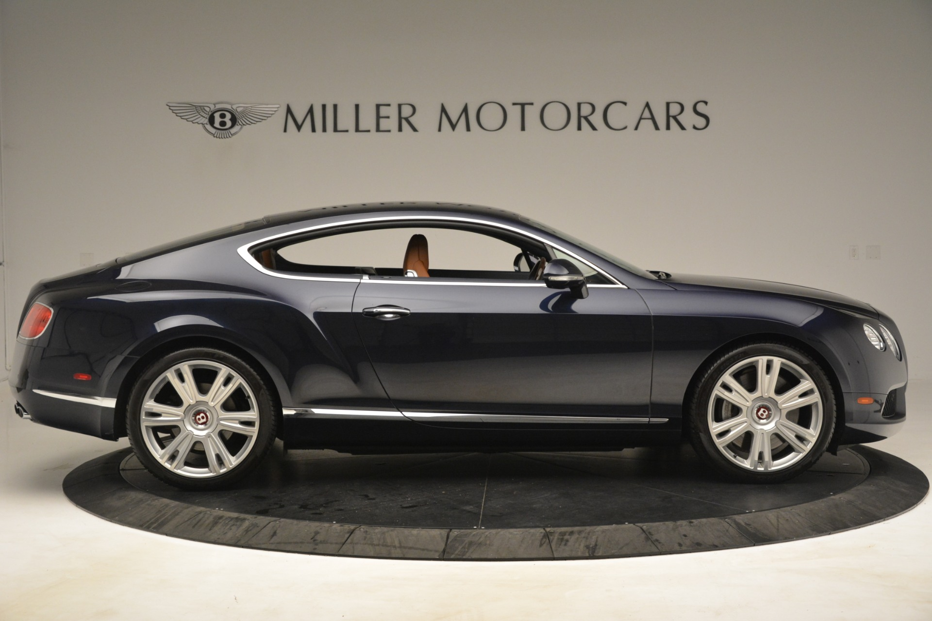 Used 2013 Bentley Continental GT V8 For Sale In Greenwich, CT 3257_p9