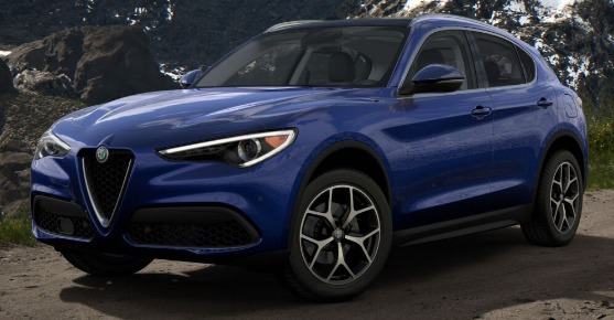 New 2019 Alfa Romeo Stelvio Ti Q4 For Sale In Greenwich, CT 3258_main