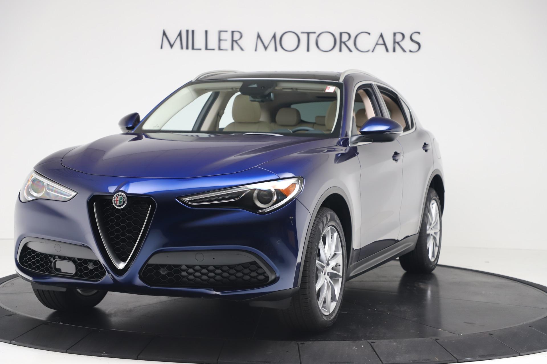 New 2019 Alfa Romeo Stelvio Ti Lusso Q4 For Sale In Greenwich, CT 3259_main