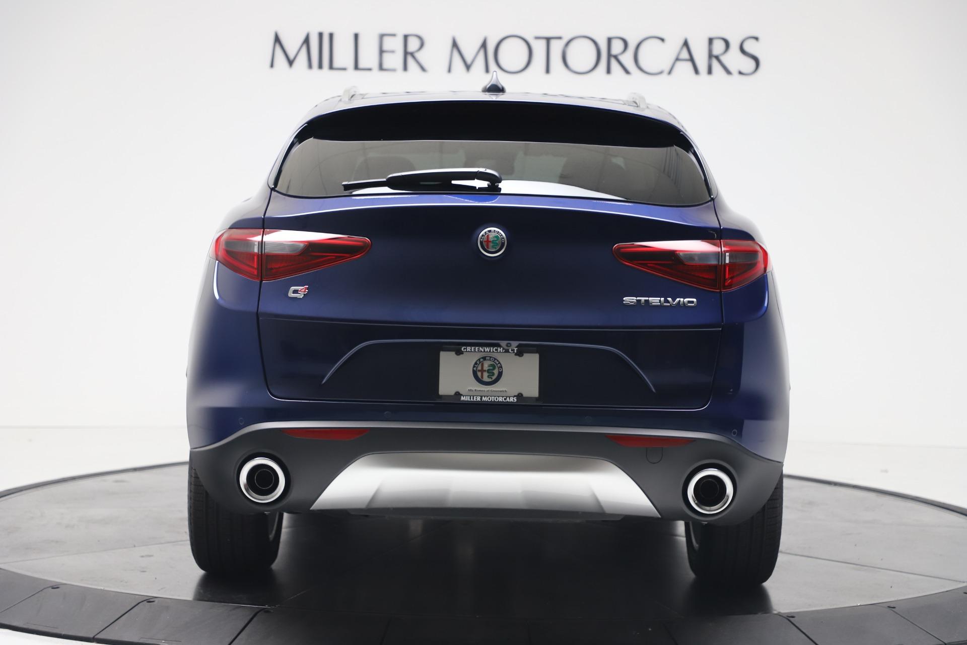 New 2019 Alfa Romeo Stelvio Ti Lusso Q4 For Sale In Greenwich, CT 3259_p6