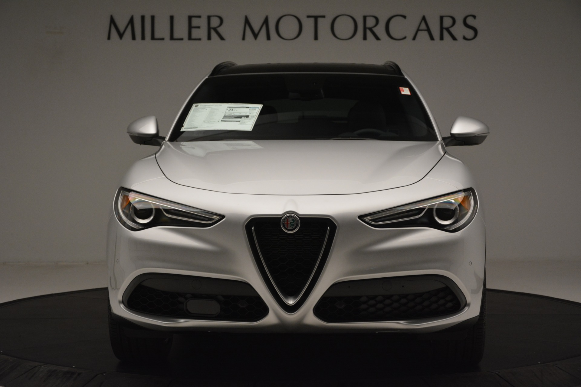 New 2019 Alfa Romeo Stelvio Ti Sport Q4 For Sale In Greenwich, CT 3261_p12
