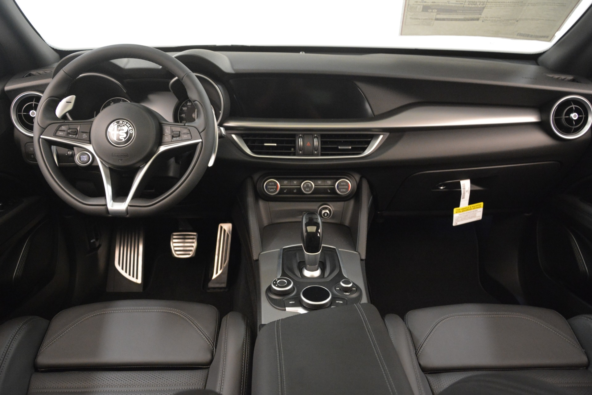 New 2019 Alfa Romeo Stelvio Ti Sport Q4 For Sale In Greenwich, CT 3261_p16