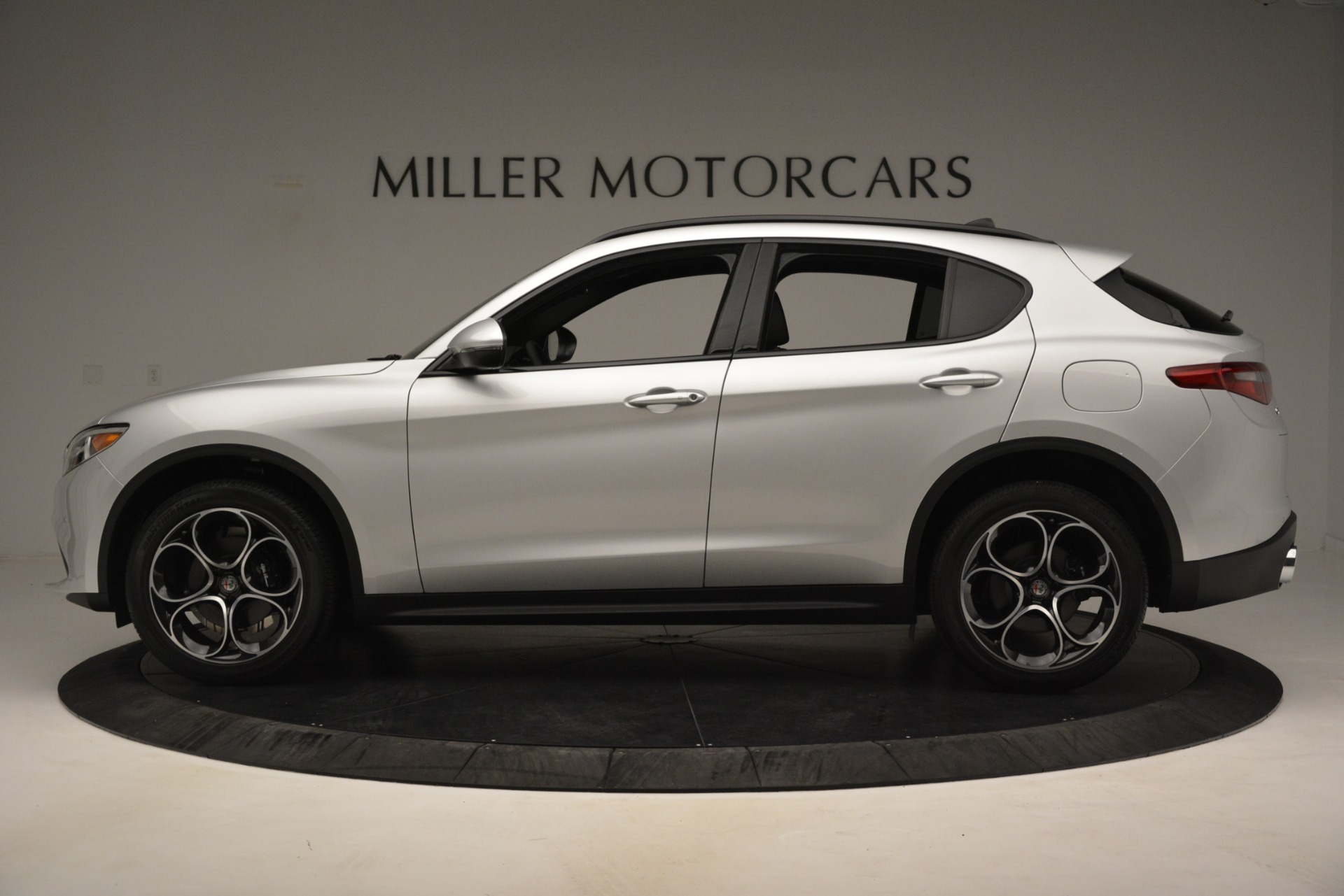 New 2019 Alfa Romeo Stelvio Ti Sport Q4 For Sale In Greenwich, CT 3261_p3