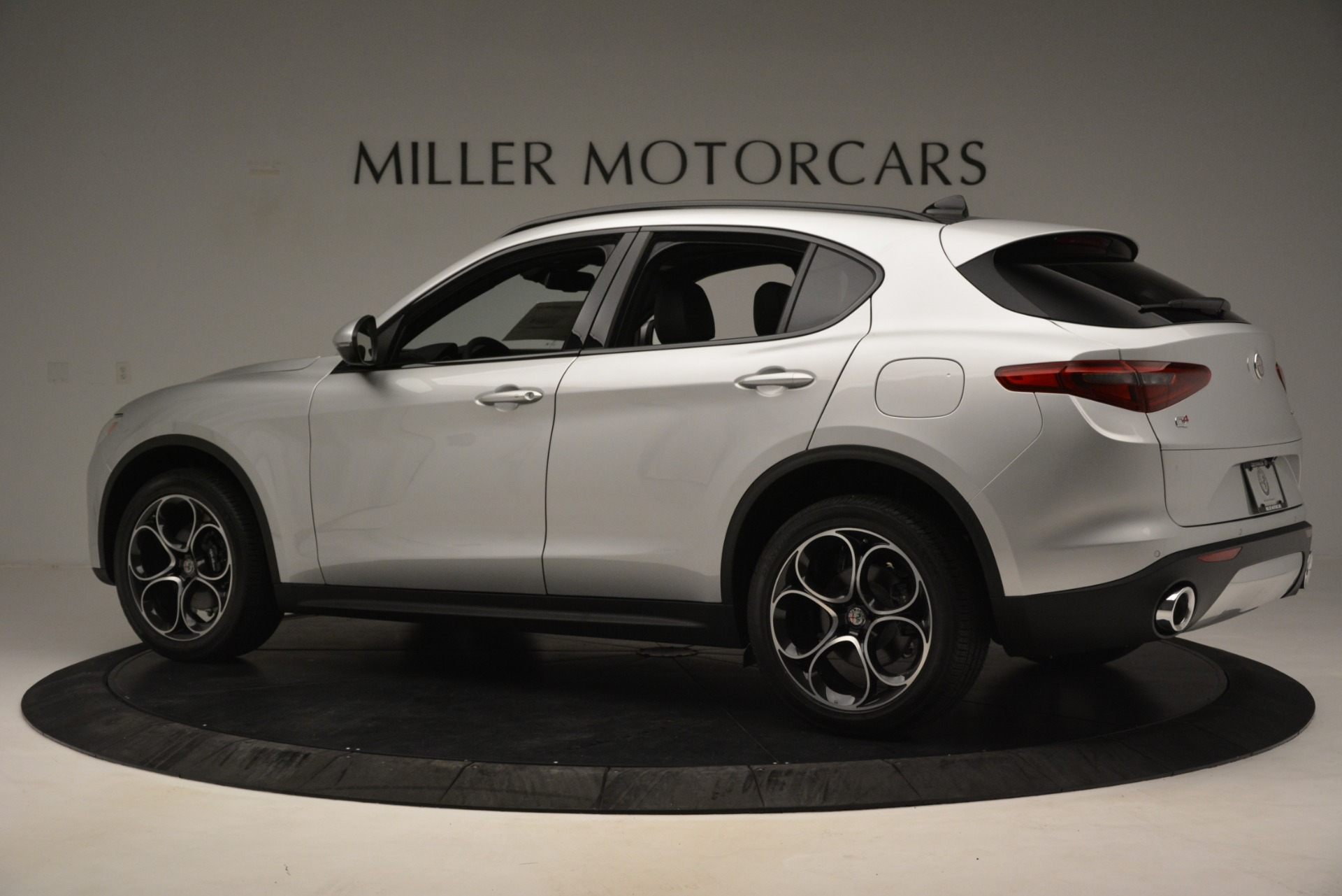 New 2019 Alfa Romeo Stelvio Ti Sport Q4 For Sale In Greenwich, CT 3261_p4