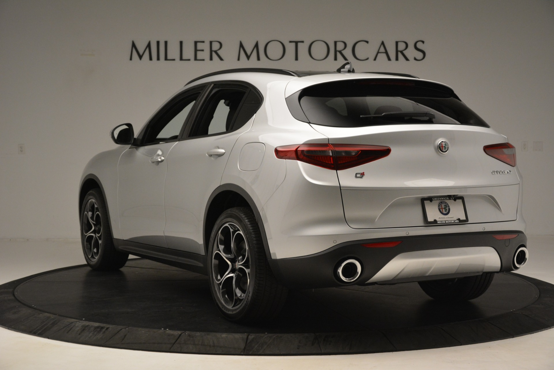 New 2019 Alfa Romeo Stelvio Ti Sport Q4 For Sale In Greenwich, CT 3261_p5