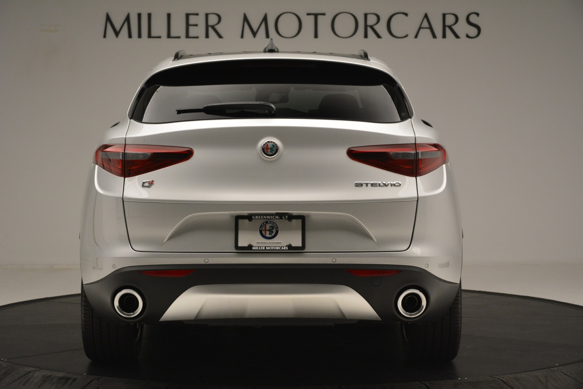 New 2019 Alfa Romeo Stelvio Ti Sport Q4 For Sale In Greenwich, CT 3261_p6