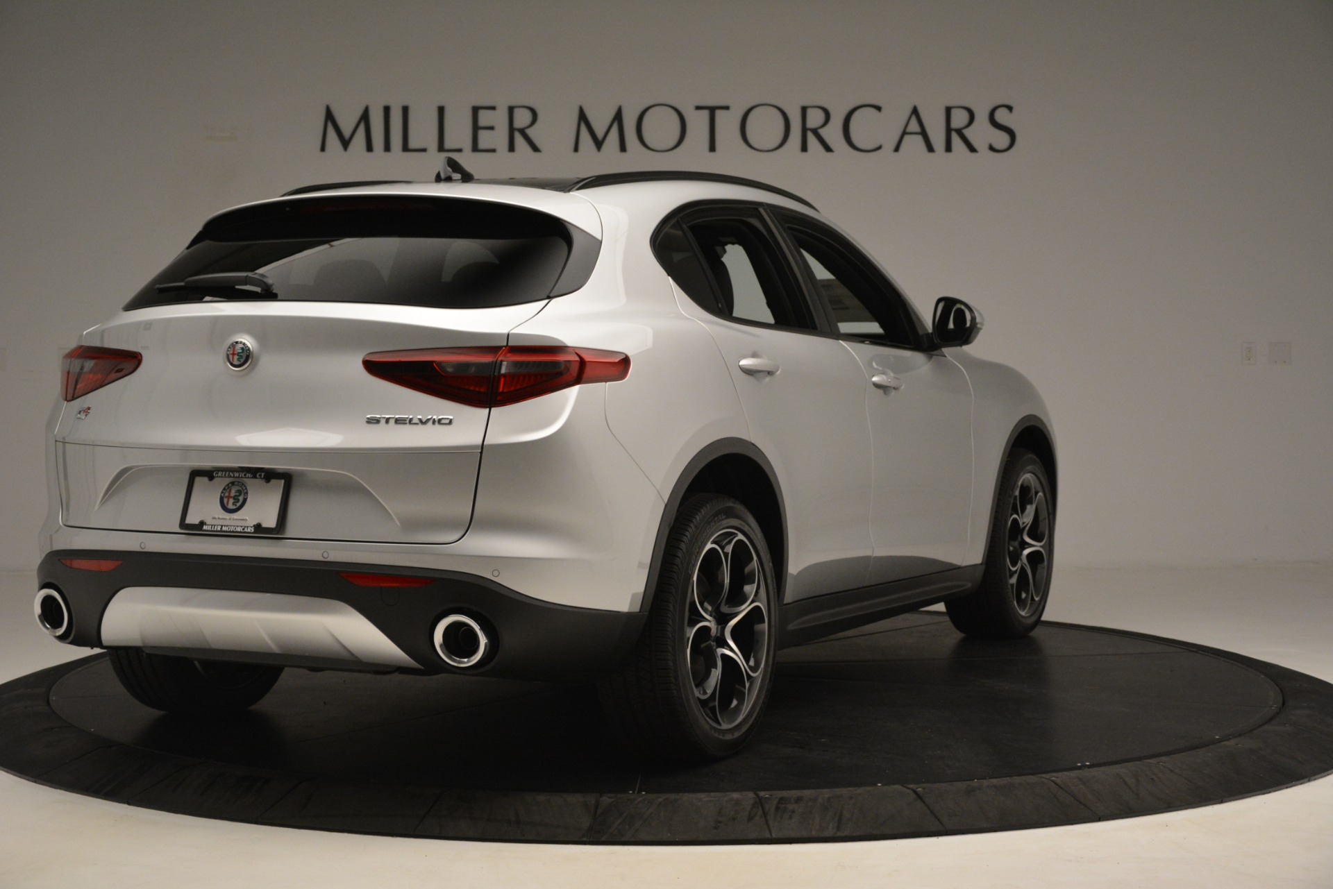New 2019 Alfa Romeo Stelvio Ti Sport Q4 For Sale In Greenwich, CT 3261_p7