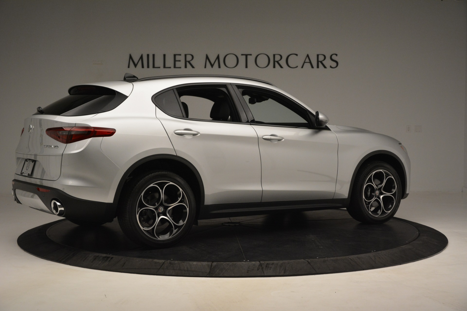 New 2019 Alfa Romeo Stelvio Ti Sport Q4 For Sale In Greenwich, CT 3261_p8