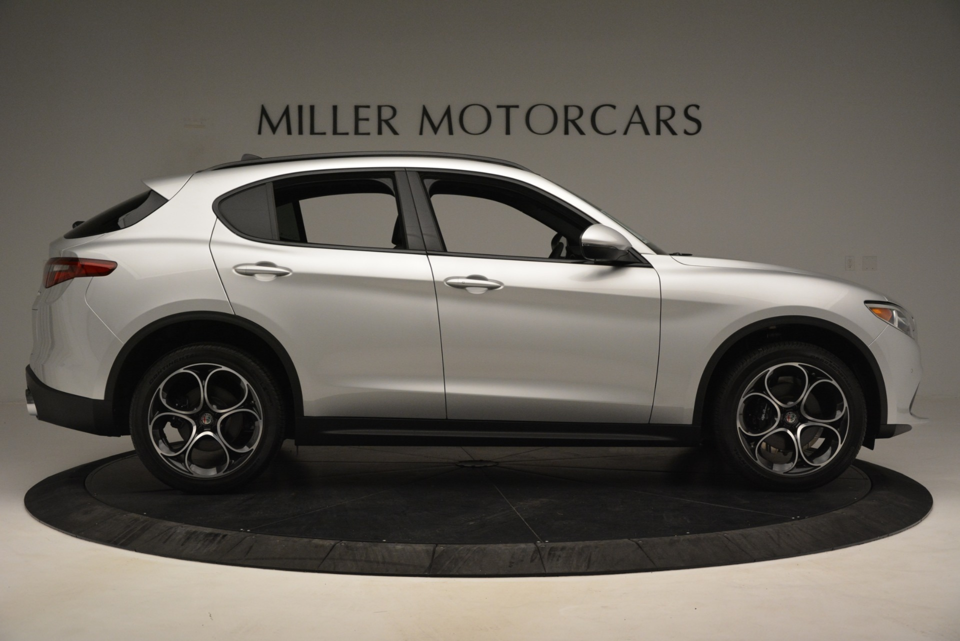 New 2019 Alfa Romeo Stelvio Ti Sport Q4 For Sale In Greenwich, CT 3261_p9