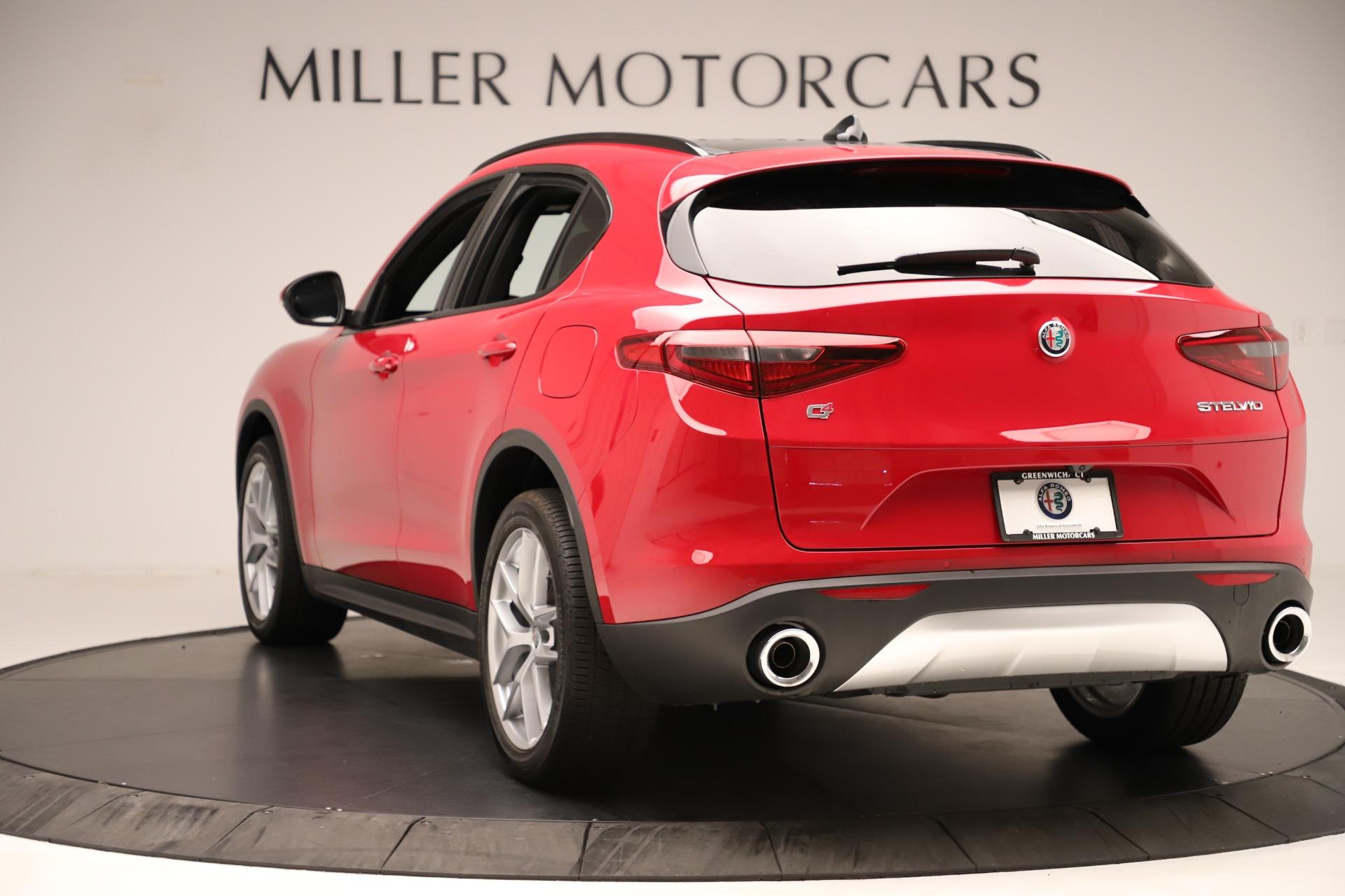 New 2019 Alfa Romeo Stelvio Ti Sport Q4 For Sale In Greenwich, CT 3262_p5