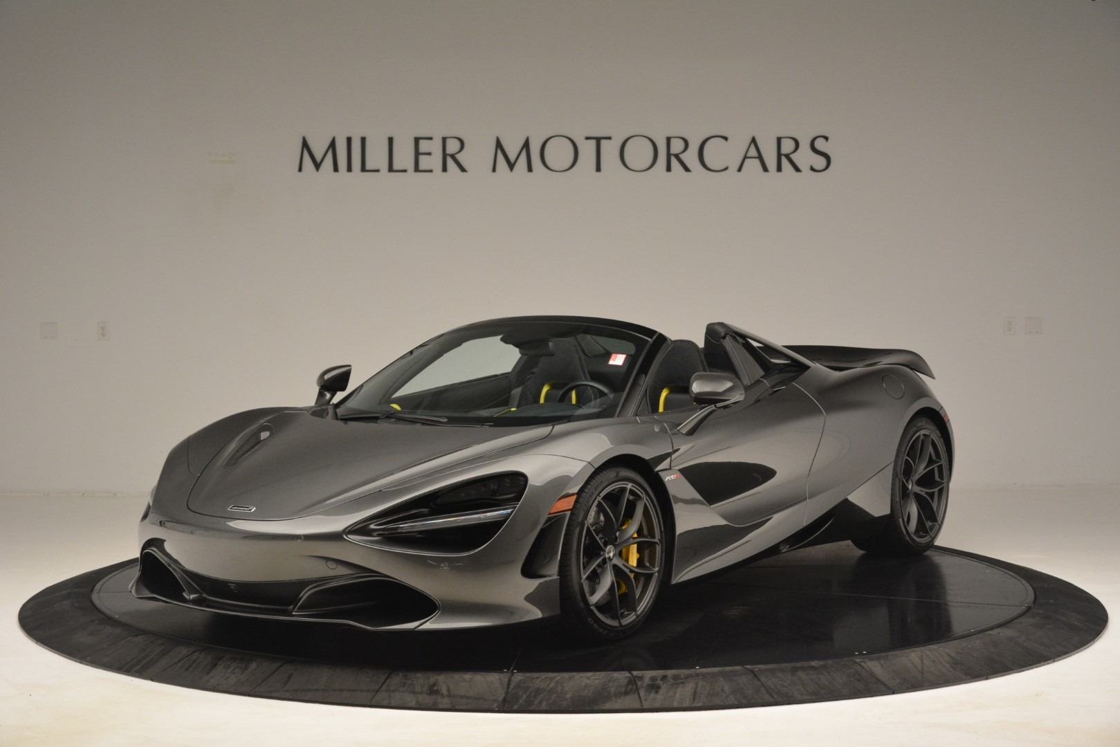 New 2020 McLaren 720S Spider Convertible For Sale In Greenwich, CT 3266_main