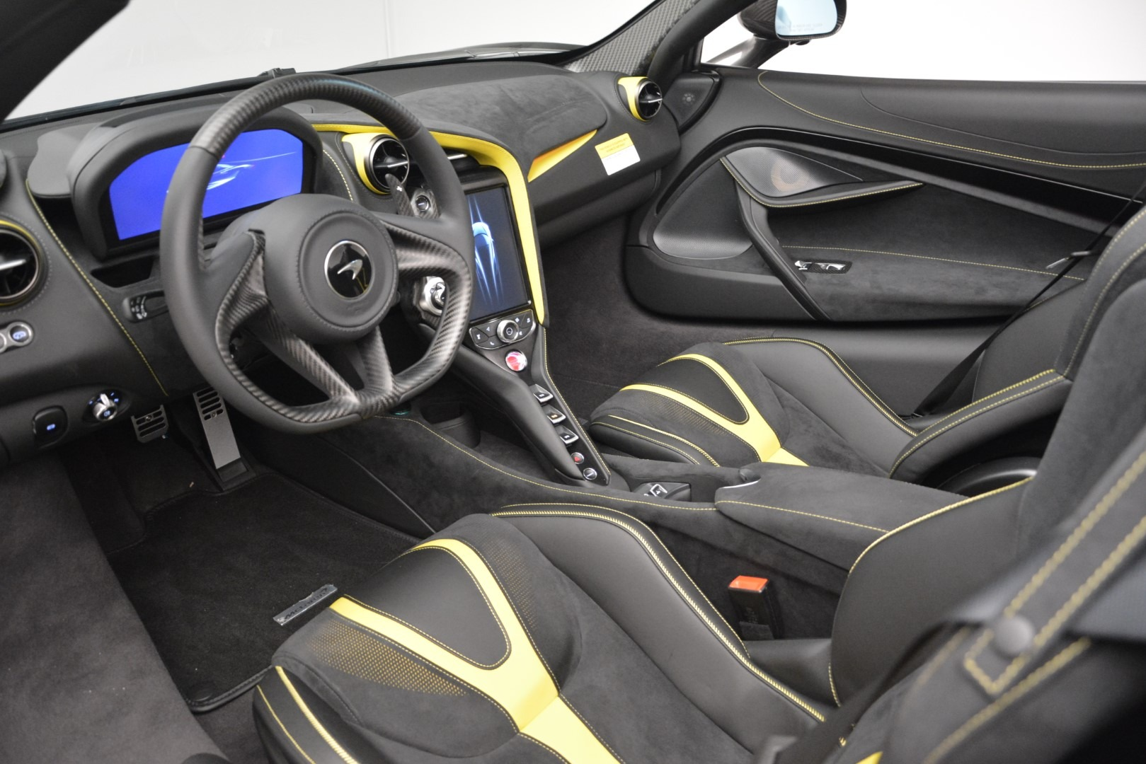New 2020 McLaren 720S Spider Convertible For Sale In Greenwich, CT 3266_p24