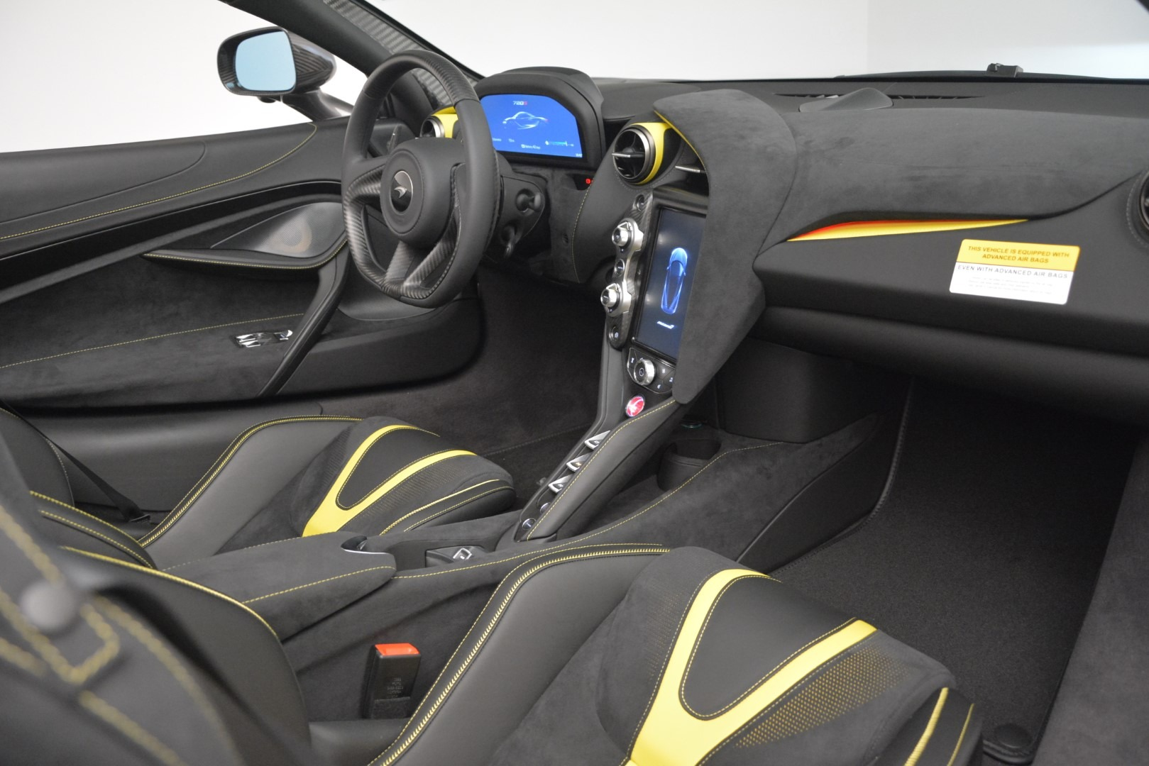 New 2020 McLaren 720S Spider Convertible For Sale In Greenwich, CT 3266_p27