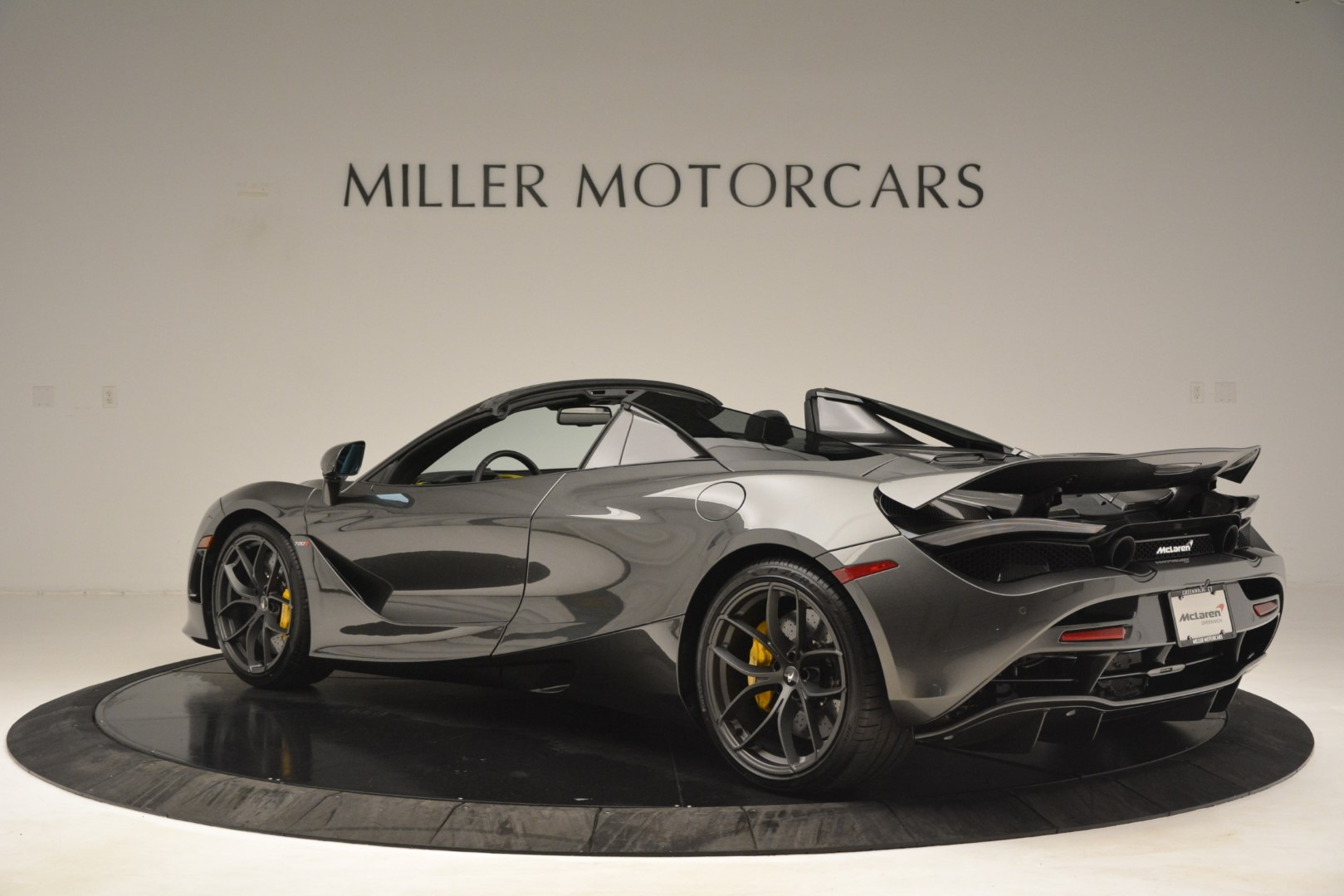 New 2020 McLaren 720S Spider Convertible For Sale In Greenwich, CT 3266_p3