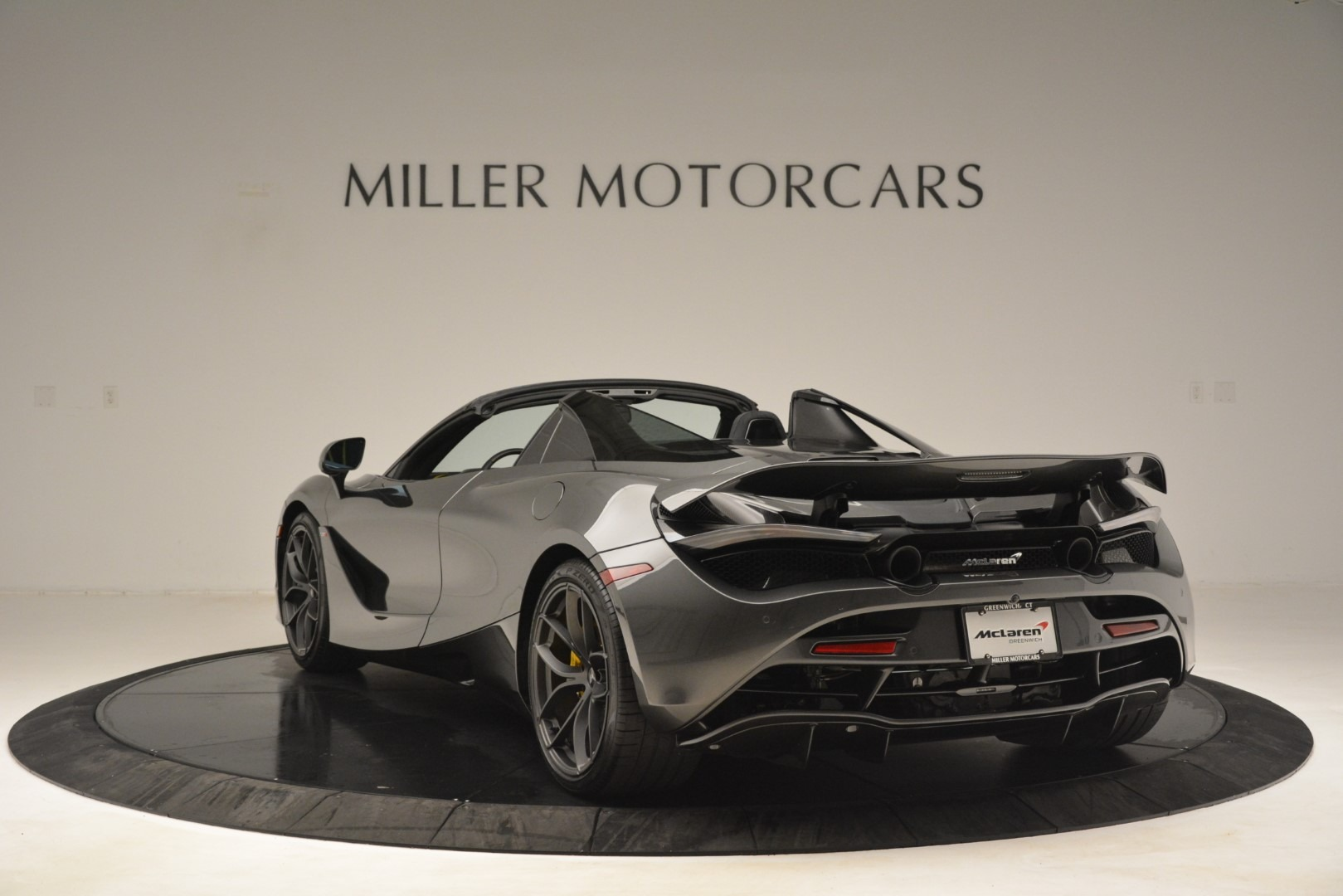 New 2020 McLaren 720S Spider Convertible For Sale In Greenwich, CT 3266_p4