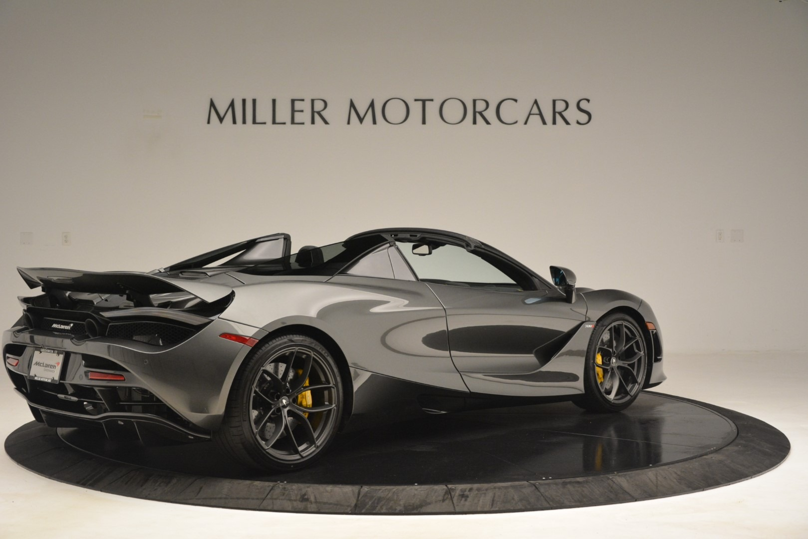New 2020 McLaren 720S Spider Convertible For Sale In Greenwich, CT 3266_p7