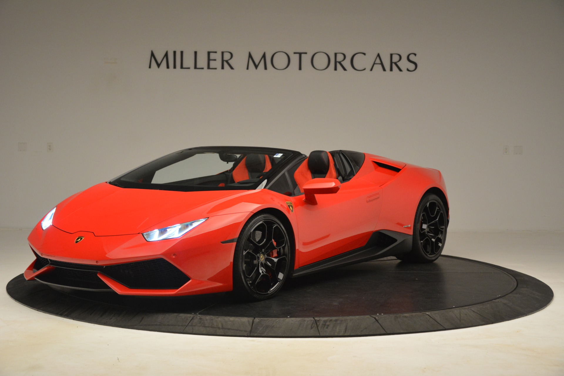 Used 2017 Lamborghini Huracan LP 610-4 Spyder For Sale In Greenwich, CT