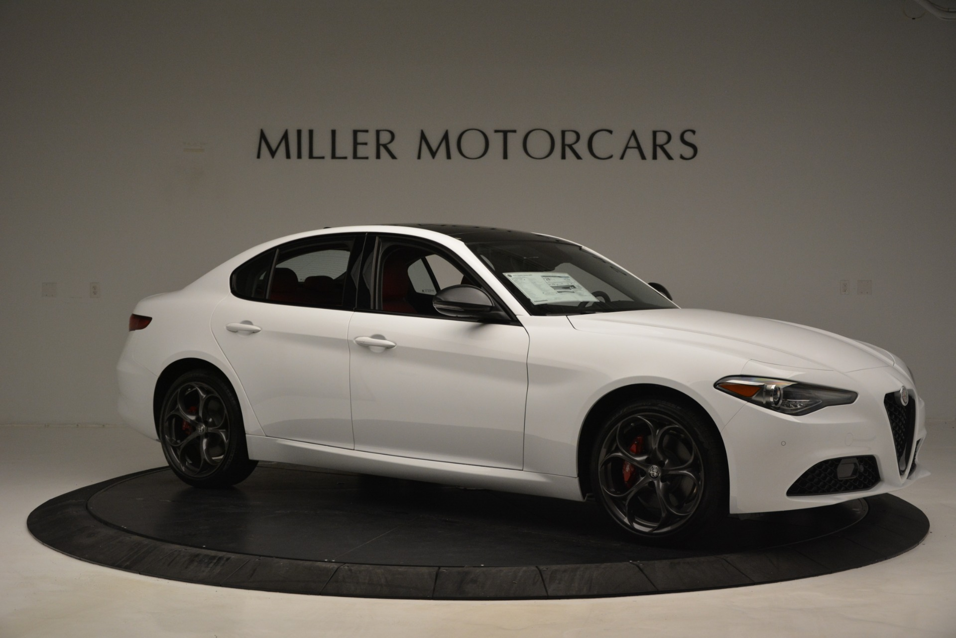 New 2019 Alfa Romeo Giulia Q4 For Sale In Greenwich, CT 3273_p10