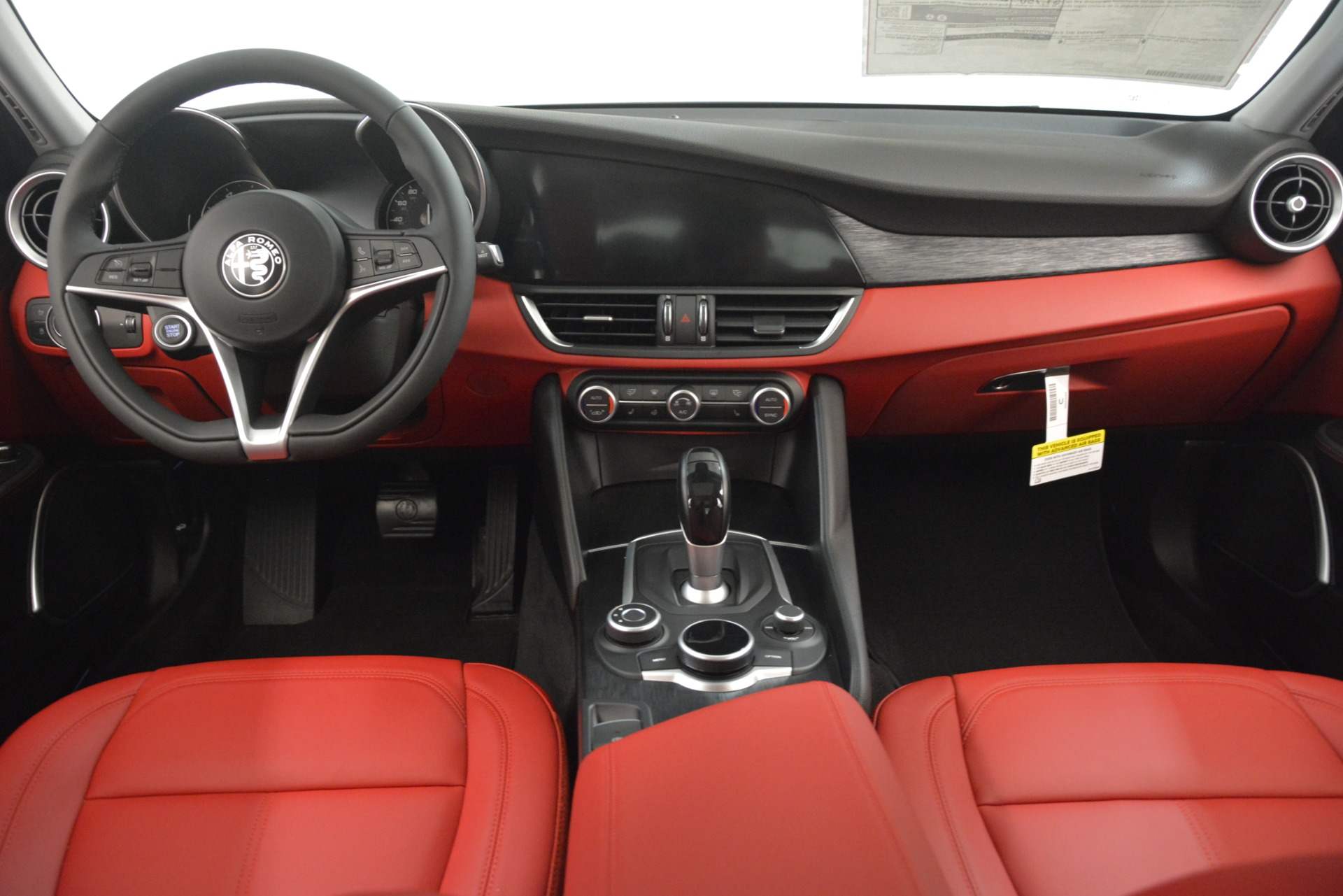 New 2019 Alfa Romeo Giulia Q4 For Sale In Greenwich, CT 3273_p16