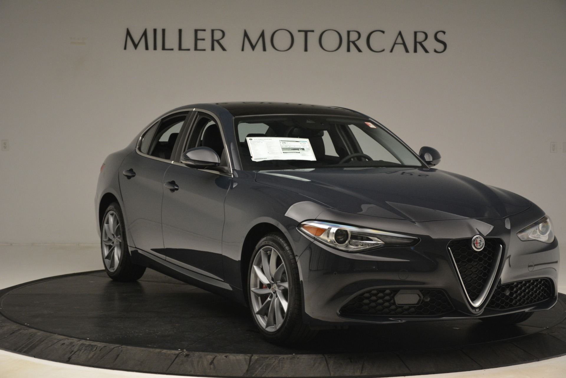 New 2019 Alfa Romeo Giulia Q4 For Sale In Greenwich, CT 3274_p11