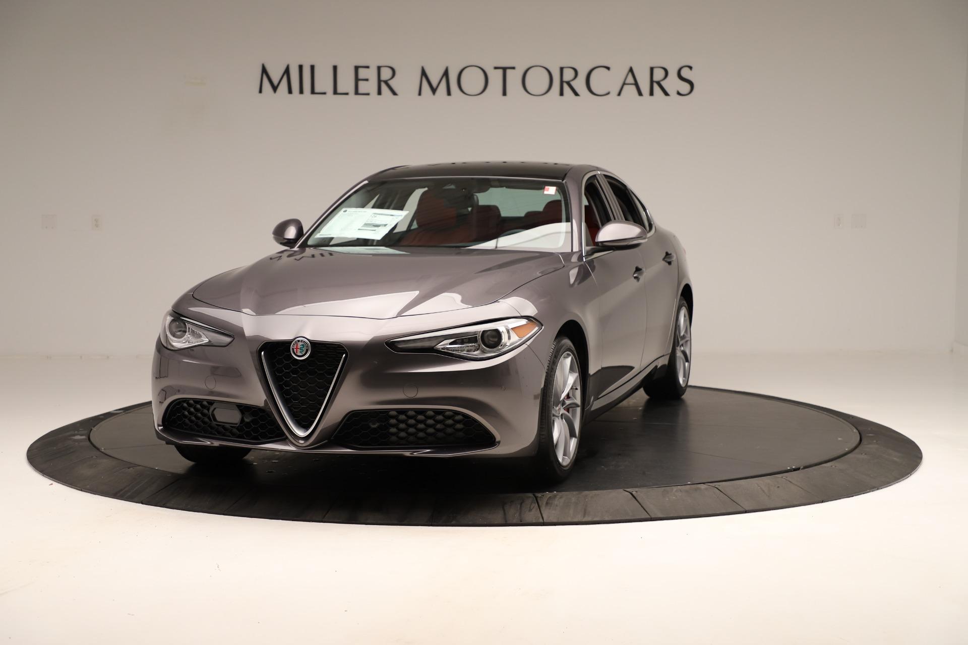 New 2019 Alfa Romeo Giulia Q4 For Sale In Greenwich, CT 3275_main