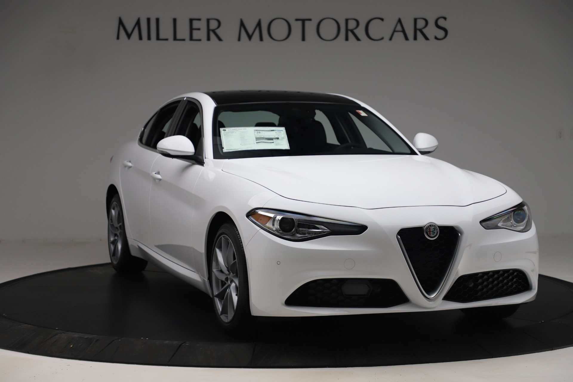 New 2019 Alfa Romeo Giulia Q4 For Sale In Greenwich, CT 3278_p11