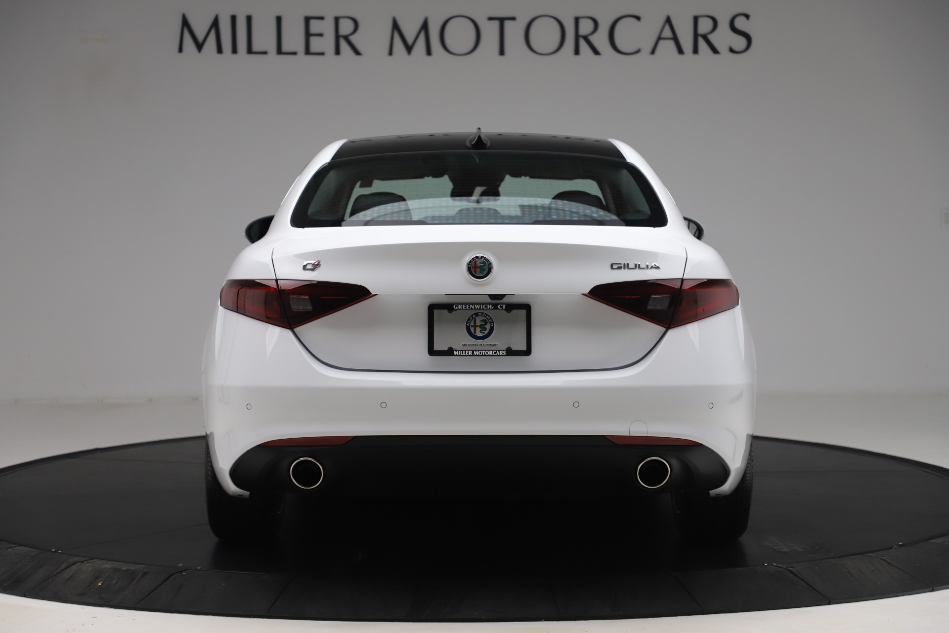 New 2019 Alfa Romeo Giulia Q4 For Sale In Greenwich, CT 3278_p6