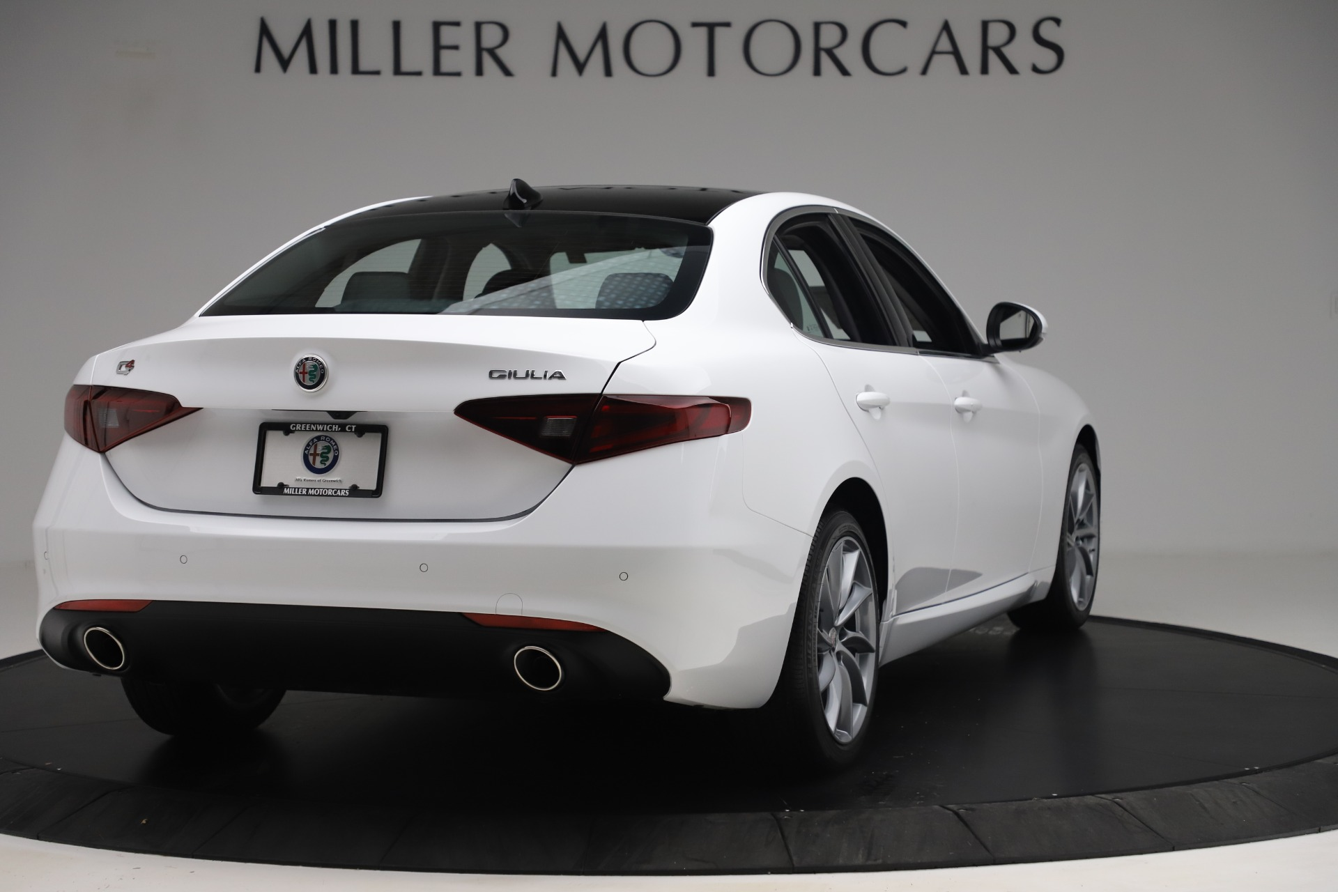 New 2019 Alfa Romeo Giulia Q4 For Sale In Greenwich, CT 3278_p7