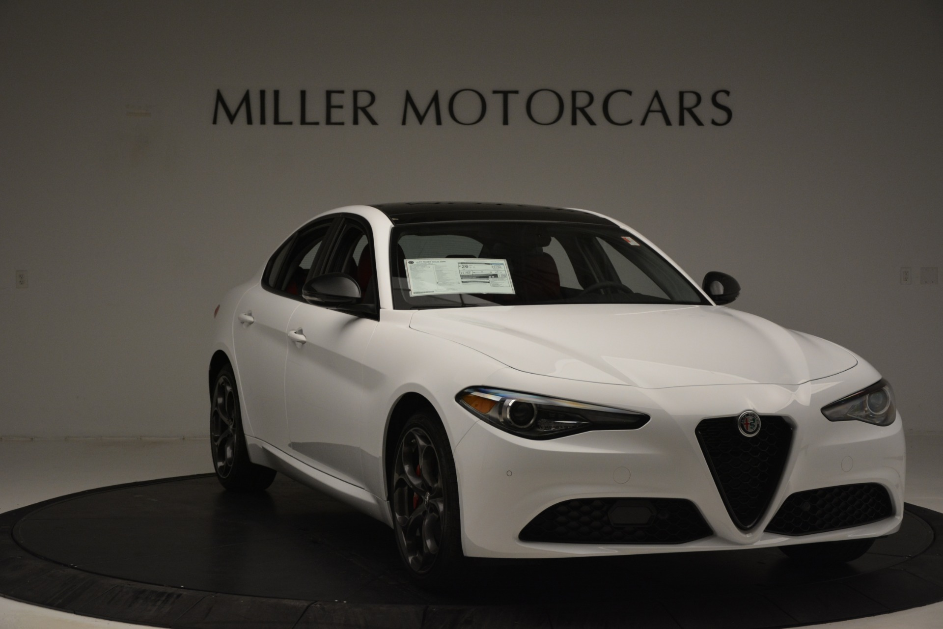 New 2019 Alfa Romeo Giulia Q4 For Sale In Greenwich, CT 3279_p11